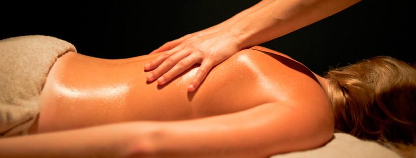 Anima massagehudvårdsoljor för kropp