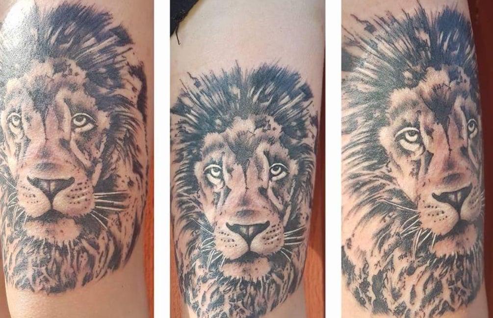 Me Anima Tattoo Oil Två systrar