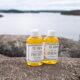 Energizing body oil